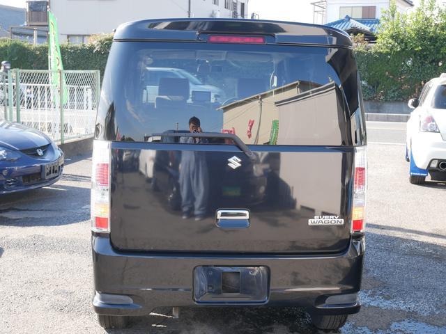 PZターボ 1年保証付 後期型 左側パワースライドドア 純正エアロ 13インチアルミ フォグ タイミングチェーン プライバシーガラス サイドバイザー 社外CD ETC ABS Wエアバッグ(3枚目)