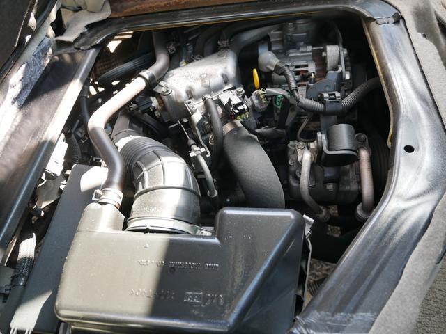 PZターボ 1年保証付 後期型 左側パワースライドドア 純正エアロ 13インチアルミ フォグ タイミングチェーン プライバシーガラス サイドバイザー 社外CD ETC ABS Wエアバッグ(17枚目)