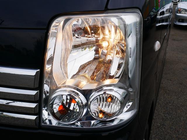 PZターボ 1年保証付 後期型 左側パワースライドドア 純正エアロ 13インチアルミ フォグ タイミングチェーン プライバシーガラス サイドバイザー 社外CD ETC ABS Wエアバッグ(24枚目)