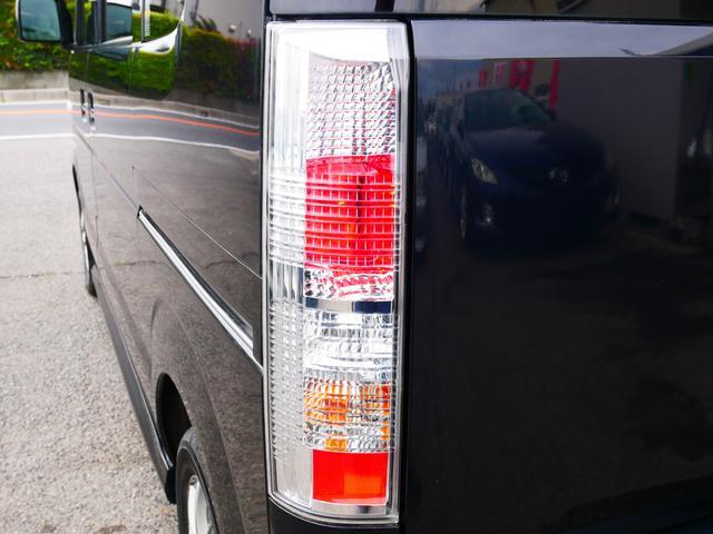 PZターボ 1年保証付 後期型 左側パワースライドドア 純正エアロ 13インチアルミ フォグ タイミングチェーン プライバシーガラス サイドバイザー 社外CD ETC ABS Wエアバッグ(42枚目)