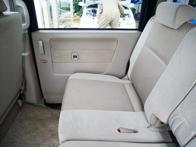 PZターボ 1年保証付 後期型 左側パワースライドドア 純正エアロ 13インチアルミ フォグ タイミングチェーン プライバシーガラス サイドバイザー 社外CD ETC ABS Wエアバッグ(51枚目)