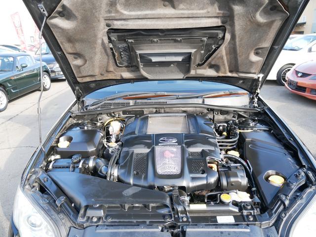 2.0GTスペックB 1年保証 後期型 6速MT DAMDエアバッグ付ステア SI-DRIVE クイックシフト 社外18インチAW マフラー テールレンズ 電格ウィンカーミラー スマートキー プッシュスタート HIDライト(20枚目)