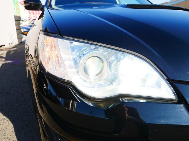 2.0GTスペックB 1年保証 後期型 6速MT DAMDエアバッグ付ステア SI-DRIVE クイックシフト 社外18インチAW マフラー テールレンズ 電格ウィンカーミラー スマートキー プッシュスタート HIDライト(27枚目)