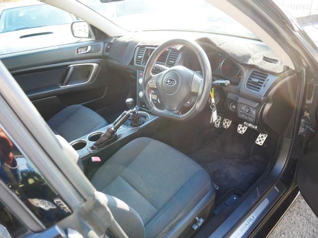 2.0GTスペックB 1年保証 後期型 6速MT DAMDエアバッグ付ステア SI-DRIVE クイックシフト 社外18インチAW マフラー テールレンズ 電格ウィンカーミラー スマートキー プッシュスタート HIDライト(51枚目)