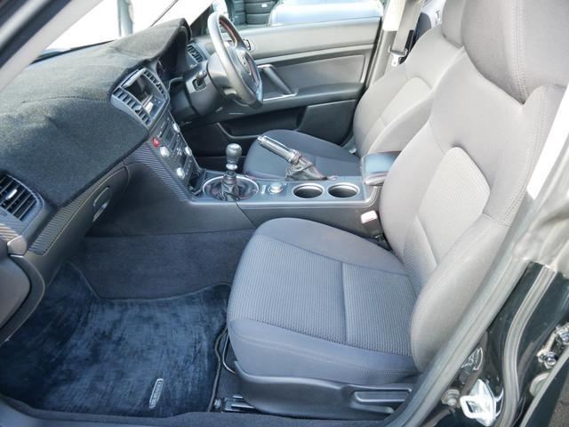 2.0GTスペックB 1年保証 後期型 6速MT DAMDエアバッグ付ステア SI-DRIVE クイックシフト 社外18インチAW マフラー テールレンズ 電格ウィンカーミラー スマートキー プッシュスタート HIDライト(65枚目)