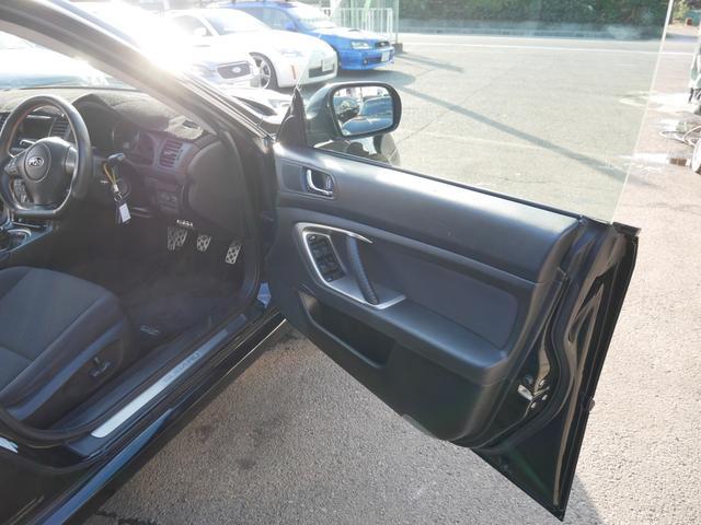 2.0GTスペックB 1年保証 後期型 6速MT DAMDエアバッグ付ステア SI-DRIVE クイックシフト 社外18インチAW マフラー テールレンズ 電格ウィンカーミラー スマートキー プッシュスタート HIDライト(68枚目)
