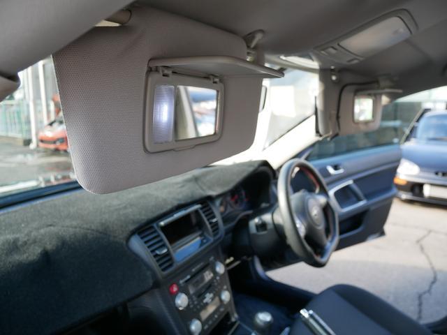 2.0GTスペックB 1年保証 後期型 6速MT DAMDエアバッグ付ステア SI-DRIVE クイックシフト 社外18インチAW マフラー テールレンズ 電格ウィンカーミラー スマートキー プッシュスタート HIDライト(77枚目)