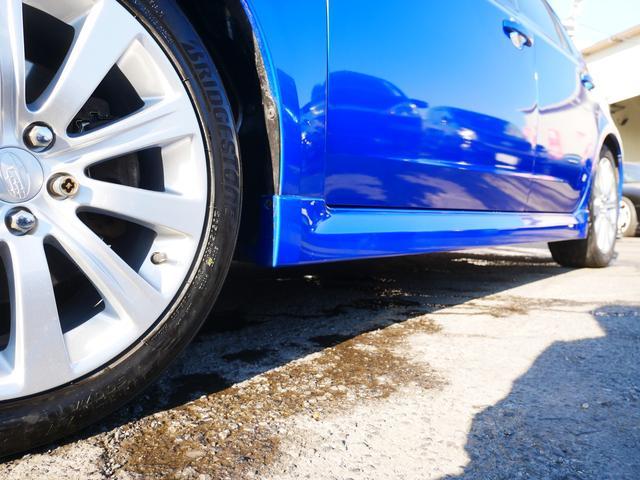S-GT スポーツパッケージ 1年保証付 STiリップスポイラー プッシュスタート スマートキー クルーズコントロール 電動格納ウィンカーミラー MTモード付AT HIDライト フォグ 純正17インチアルミ サイドバイザー(38枚目)