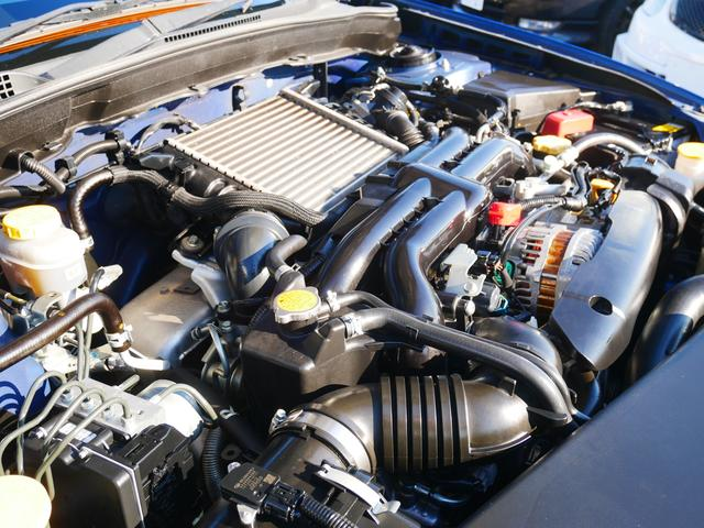 S-GT スポーツパッケージ 1年保証付 STiリップスポイラー プッシュスタート スマートキー クルーズコントロール 電動格納ウィンカーミラー MTモード付AT HIDライト フォグ 純正17インチアルミ サイドバイザー(80枚目)