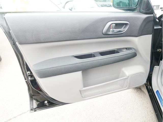 XT 1年保証付 5速MT サンルーフ EJ20ターボ 4WD ハーフレザーシート MOMOステ オートエアコン 純正16AW ルーフスポイラー 電動格納ミラー キーレス HID(46枚目)