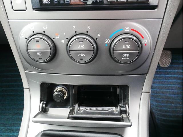 XT 1年保証付 5速MT サンルーフ EJ20ターボ 4WD ハーフレザーシート MOMOステ オートエアコン 純正16AW ルーフスポイラー 電動格納ミラー キーレス HID(70枚目)