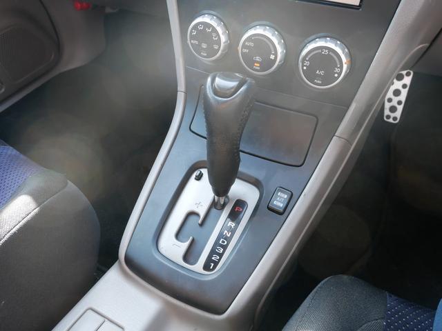 クロススポーツSエディション 後期型 STiリップスポイラー sti17インチアルミ エアロスプラッシュ 専用スポーツシート HIDヘッドライト MTモード付AT ステアシフト オートエアコン キーレス 電動格納ウィンカーミラー(11枚目)
