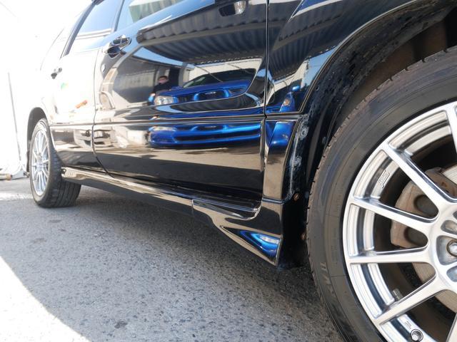 クロススポーツSエディション 後期型 STiリップスポイラー sti17インチアルミ エアロスプラッシュ 専用スポーツシート HIDヘッドライト MTモード付AT ステアシフト オートエアコン キーレス 電動格納ウィンカーミラー(34枚目)