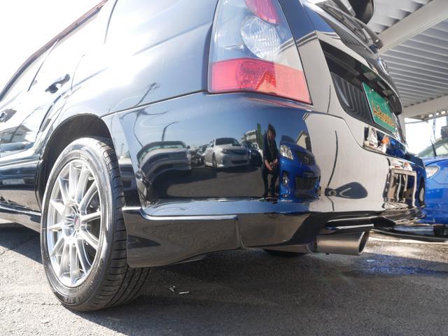 クロススポーツSエディション 後期型 STiリップスポイラー sti17インチアルミ エアロスプラッシュ 専用スポーツシート HIDヘッドライト MTモード付AT ステアシフト オートエアコン キーレス 電動格納ウィンカーミラー(38枚目)