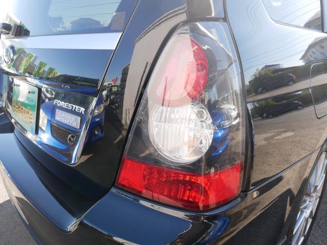 クロススポーツSエディション 後期型 STiリップスポイラー sti17インチアルミ エアロスプラッシュ 専用スポーツシート HIDヘッドライト MTモード付AT ステアシフト オートエアコン キーレス 電動格納ウィンカーミラー(40枚目)