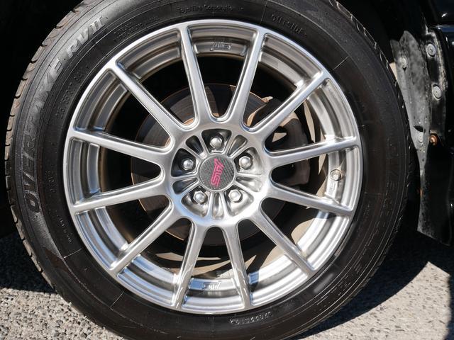 クロススポーツSエディション 後期型 STiリップスポイラー sti17インチアルミ エアロスプラッシュ 専用スポーツシート HIDヘッドライト MTモード付AT ステアシフト オートエアコン キーレス 電動格納ウィンカーミラー(48枚目)