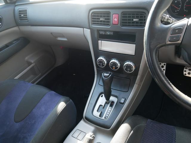 クロススポーツSエディション 後期型 STiリップスポイラー sti17インチアルミ エアロスプラッシュ 専用スポーツシート HIDヘッドライト MTモード付AT ステアシフト オートエアコン キーレス 電動格納ウィンカーミラー(76枚目)