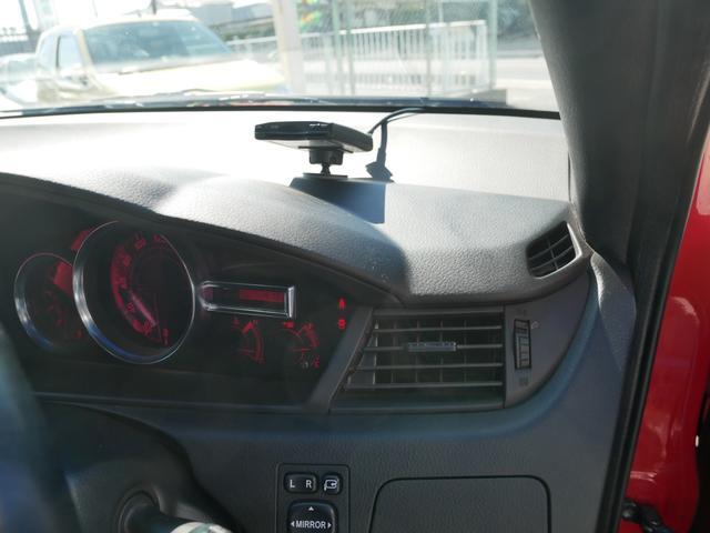 レッドスペシャル 1年保証付 6速MT 2ZZ-GE 純正エアロ 16インチアルミ 専用シート キーレス ETC ABS Wエアバッグ フォグ プライバシーガラス サイドバイザー AAC アルミペダル(12枚目)