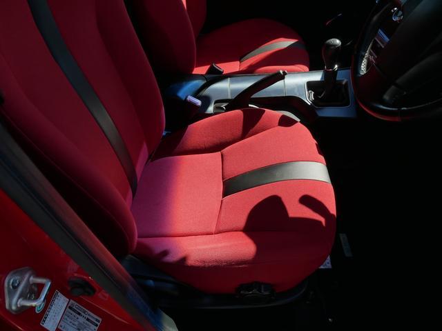 レッドスペシャル 1年保証付 6速MT 2ZZ-GE 純正エアロ 16インチアルミ 専用シート キーレス ETC ABS Wエアバッグ フォグ プライバシーガラス サイドバイザー AAC アルミペダル(60枚目)