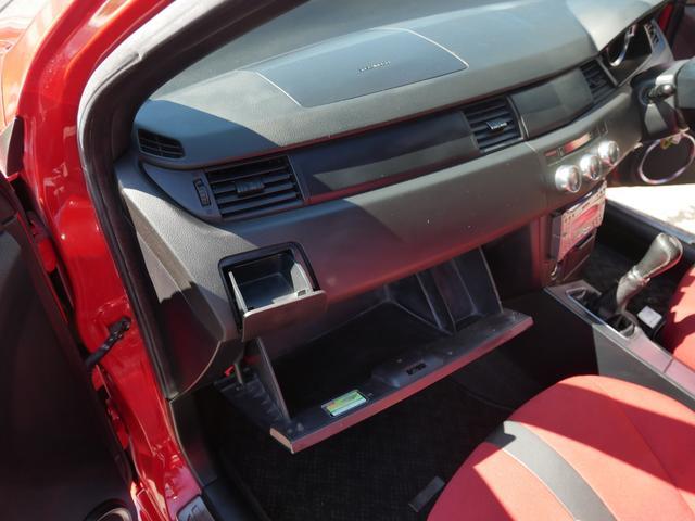 レッドスペシャル 1年保証付 6速MT 2ZZ-GE 純正エアロ 16インチアルミ 専用シート キーレス ETC ABS Wエアバッグ フォグ プライバシーガラス サイドバイザー AAC アルミペダル(71枚目)