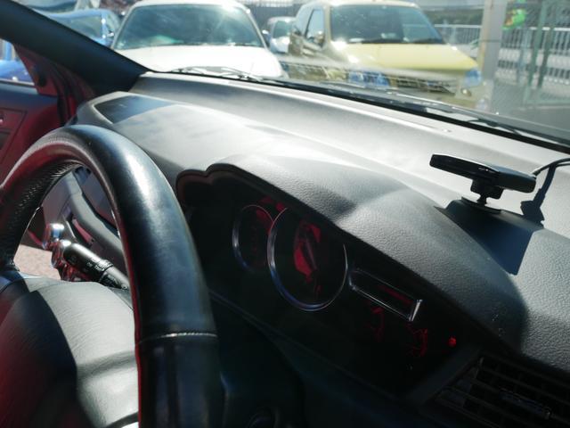 レッドスペシャル 1年保証付 6速MT 2ZZ-GE 純正エアロ 16インチアルミ 専用シート キーレス ETC ABS Wエアバッグ フォグ プライバシーガラス サイドバイザー AAC アルミペダル(77枚目)