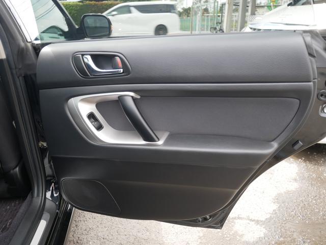 2.0GTスペックB 1年保証付 6速MT 後期型 SI-DRIVE 禁煙車 ブースト計 ステアスイッチ 6連奏CD ETC オートエアコン キーレス 電動格納ウィンカーミラー ローダウン HID フォグ 純正18AW(50枚目)