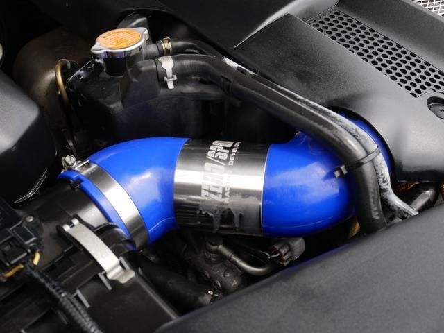 2.0GTスペックB 1年保証付 6速MT 後期型 SI-DRIVE 禁煙車 ブースト計 ステアスイッチ 6連奏CD ETC オートエアコン キーレス 電動格納ウィンカーミラー ローダウン HID フォグ 純正18AW(78枚目)