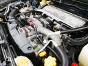 XT 1年保証付 5速MT サンルーフ EJ20ターボ 4WD ハーフレザーシート MOMOステ オートエアコン 純正16AW ルーフスポイラー 電動格納ミラー キーレス HID(19枚目)