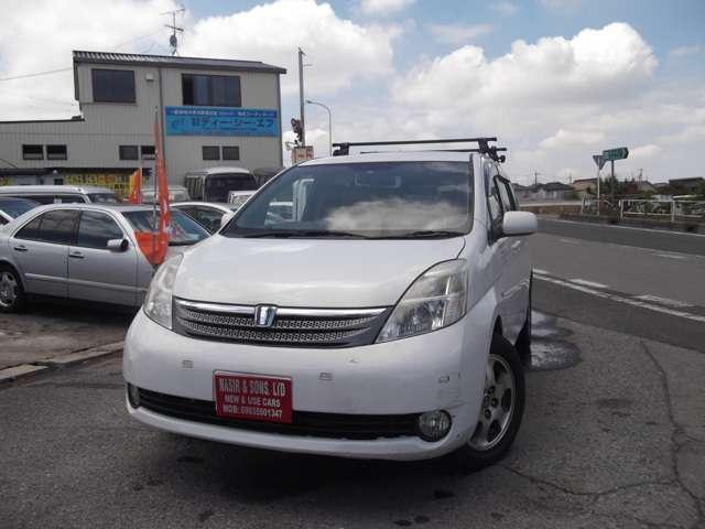 トヨタ アイシス G Uセレクション 両側電動スライドドア ナビ ETC