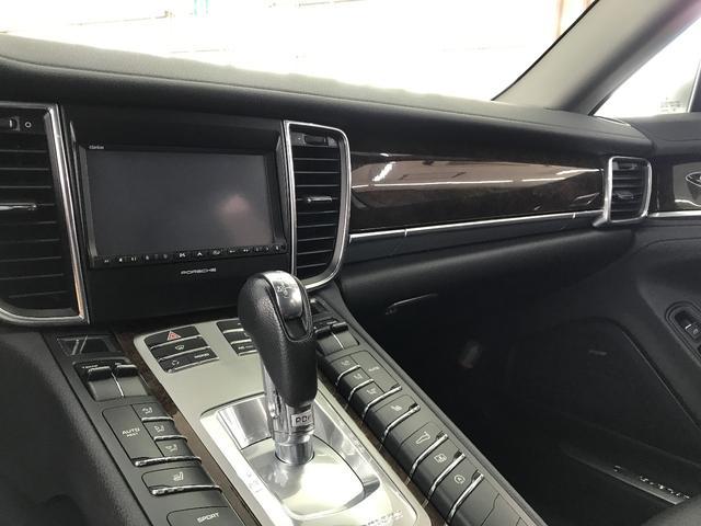 ポルシェ ポルシェ パナメーラ S PDK タイヤ4本新品サービス 左ハンドル サンルーフ