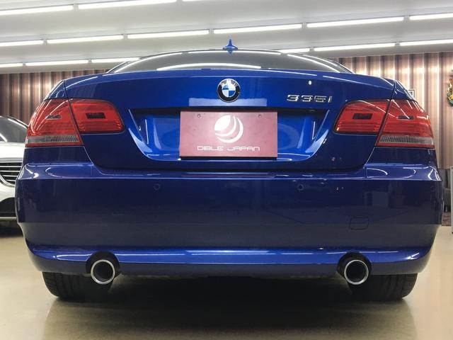 BMW BMW 335iクーペ 黒革パワーシート HDDナビ HID ETC