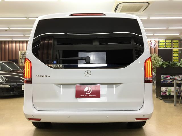 メルセデス・ベンツ M・ベンツ V220d 1オーナー 両側パワスラ 360度カメラ 禁煙車