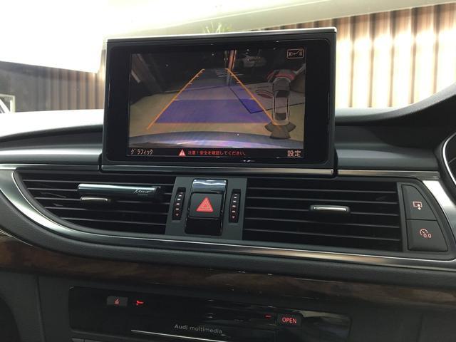 アウディ アウディ A7スポーツバック 3.0TFSIクワトロ OP20AW テレビキャンセラー