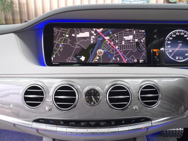 メルセデス・ベンツ M・ベンツ S550プラグインハイブリッドロング AMGライン デジーノ
