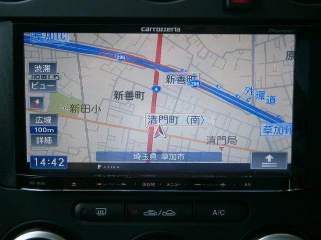マツダ アテンザスポーツワゴン 2.3 23S フルセグメモリーナビ ETC