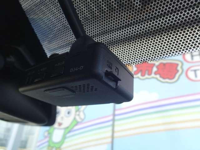 ドライブレコーダー画像です。純正ドライブレコーダーなのでナビゲーションと連動!映像をナビゲーションで確認できます。
