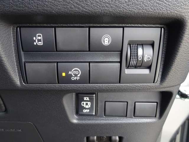 ハイウェイスター X 届出済未使用車・パナソニックメモリーナビゲーション・衝突被害軽減ブレーキ・アラウンドビューモニター(ミラー)・コーナーセンサー・片側オートスライドドア・LEDヘッドライト・アイドリングストップ(14枚目)