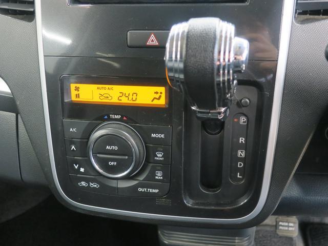 スズキ ワゴンRスティングレー X スマートキー HDDナビ 社外アルミ