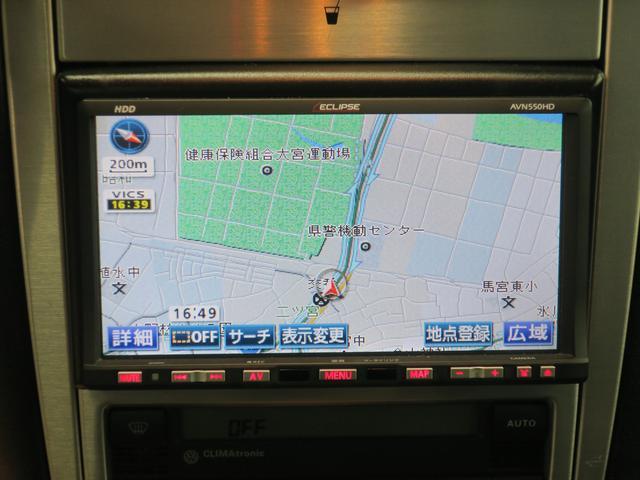 R32 3ドア 天張り張替 HDDナビ ETC 記録簿(11枚目)
