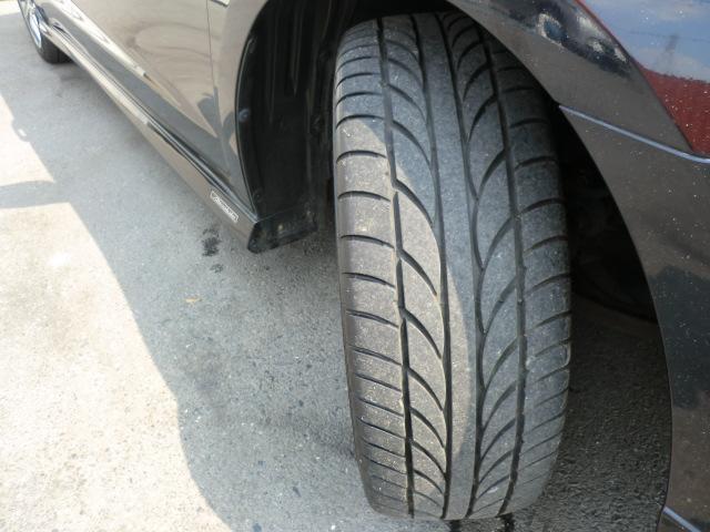 タイヤの溝もまだ残っています♪