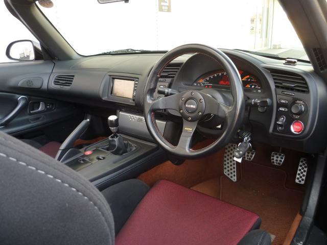 ホンダ S2000 ベースグレード 6速MT レカロセミバケ 無限マフラー