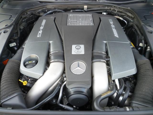 S63 AMGロング ダイナミック ショーファーPKGナイト(20枚目)