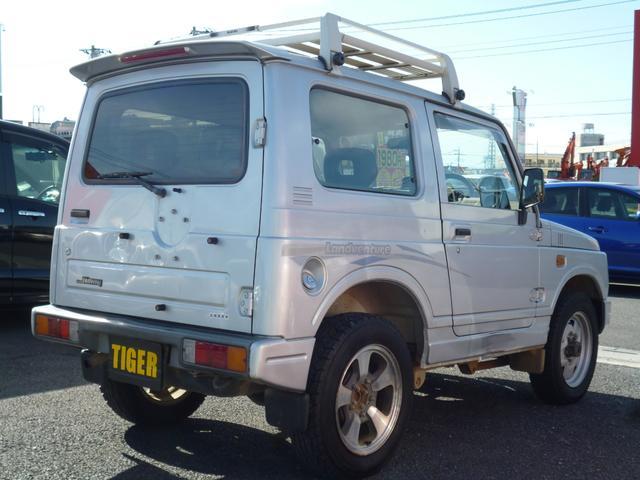 ランドベンチャー 4WD ターボ 車検整備付き(2枚目)