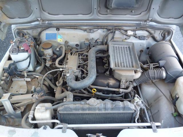 ランドベンチャー 4WD ターボ 車検整備付き(6枚目)