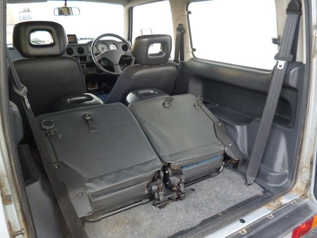 ランドベンチャー 4WD ターボ 車検整備付き(18枚目)