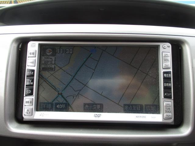 トヨタ ヴォクシー Z 煌II 純正ナビ CD再生 片側電動 ETC 15AW