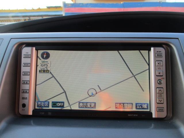 トヨタ エスティマ アエラス エアロツアラー 4WD HDD Bカメラ 片側電動