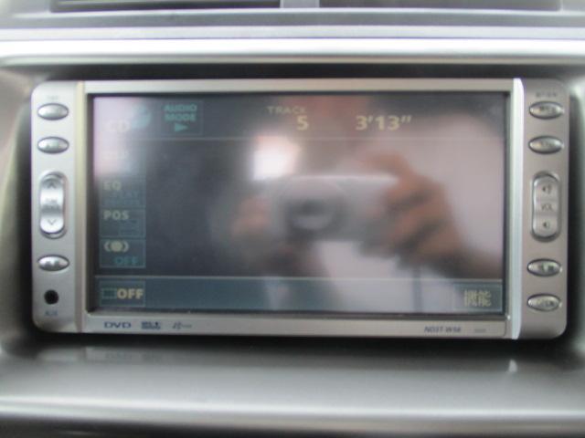 トヨタ bB Z Xバージョン CD DVD再生 ETC 15AW