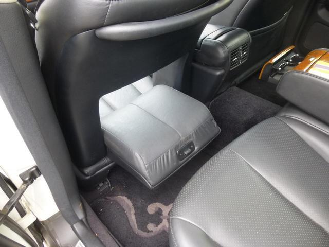 450VIP 革 シートエアコン Pトランク マルチ(18枚目)