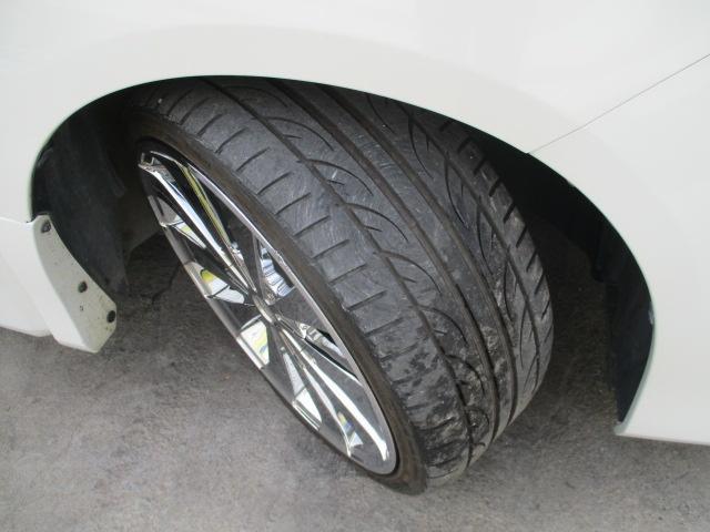 ☆タイヤの残り溝は4分山程度です☆